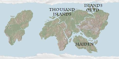 WorldMap Small SavageLands