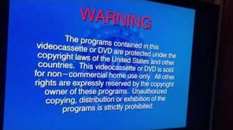 Opening to VeggieTales A Snoodle's Tale 2004 DVD