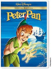 Peter Pan on 2002 VHS