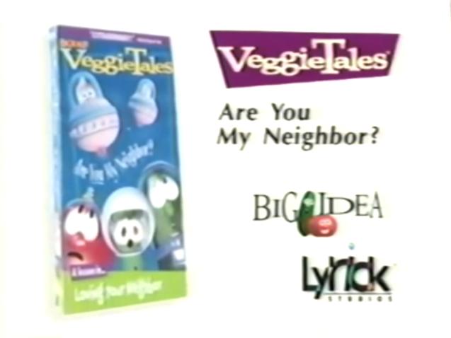 File:VeggieTales - Are You My Neighbor Preview (Lyrick Studios Version).png