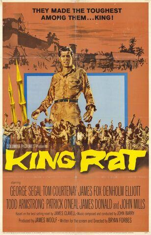 File:1965 - King Rat Movie Poster.jpg