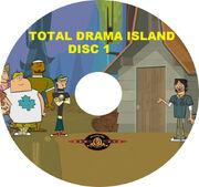 Total Drama Island Disc 1