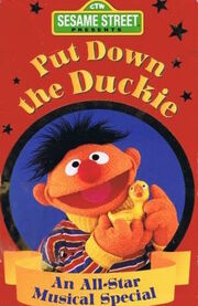 Put Down the Duckie poster