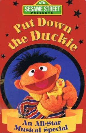 File:Put Down the Duckie poster.jpg