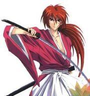 Rurouni Kenshin Himura-Hitokiri Battousai-poster2