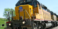 Union Pacific 2981