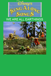 We Are All Earthlings Cover