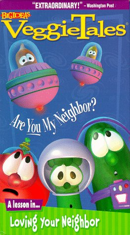 File:VeggieTales Are You My Neighbor VHS Cover.jpg