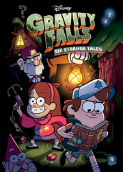 Gravity Falls Six Strange Tales 2000 VHS