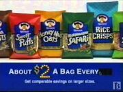 Quaker Bagged Cereal Commercial