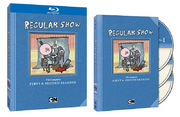 Regular Show The Complete 1st & 2nd Seasons DVD & Blu-Ray