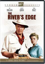 1957 - The River's Edge DVD Cover (2006 Fox Studio Classics)