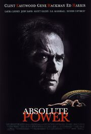 1997 - Absolute Power Movie Poster