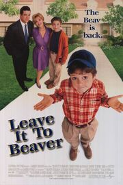1997 - Leave it to Beaver Movie Poster