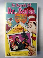 In Search Of Dr. Seuss Australian VHS