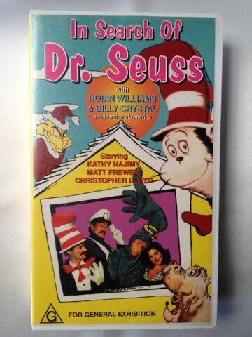 File:In Search Of Dr. Seuss Australian VHS.JPG