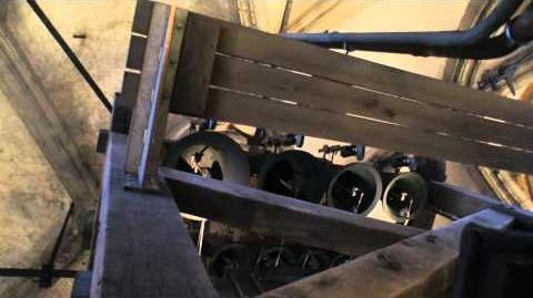 Mechelen the Bells of the Sint-Rombout Carillon