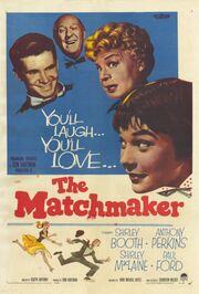 1958 - The Matchmaker Movie Poster