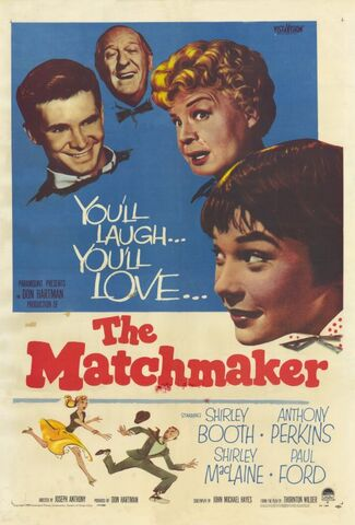 File:1958 - The Matchmaker Movie Poster.jpg