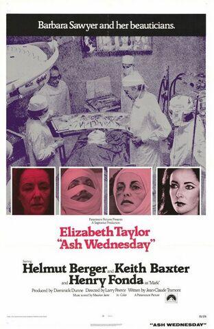 File:1973 - Ash Wednesday Movie Poster.jpg