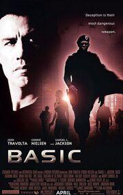 2003 - Basic Movie Poster 1