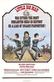 1970 - Little Big Man Movie Poster