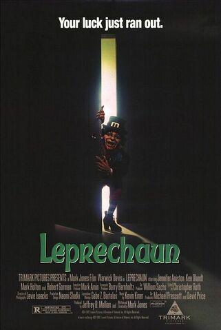 File:1993 - Leprechaun Movie Poster.jpg