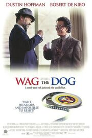 1997 - Wag the Dog Movie Poster