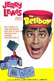 1960 - The Bellboy Movie Poster