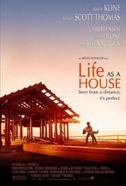 2001 - Life as a House Movie Poster