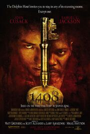 2007 - 1408 Movie Poster