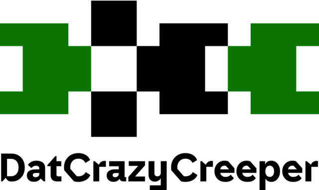 File:DatCrazyCreeper Logo with Transparent Background.png