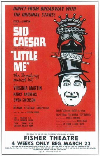 MTG-Little-Me-Broadway-Poster