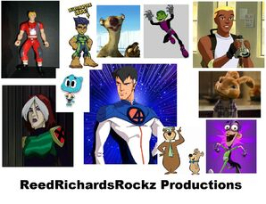 ReedRichardsRockz Productions