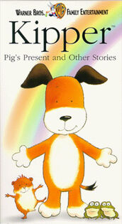 Kipper pig present and other stories wbfe vhs