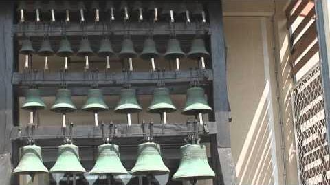 Carillon du musée Vin et Campanes de Magalas