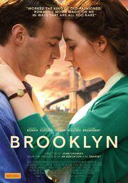 2015 - Brooklyn Movie Poster