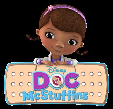 File:Doc McStuffins logo.png