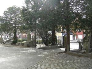 Kerkhof Walem