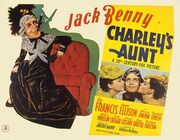 1941 - Charley's Aunt Movie Poster