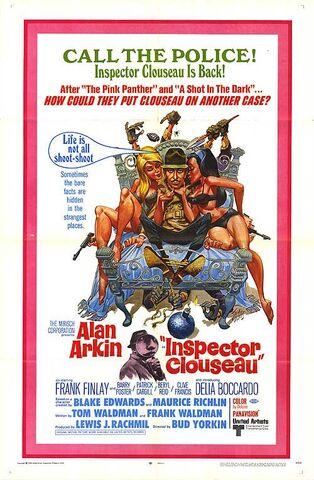 File:1968 - Inspector Clouseau Movie Poster.jpeg