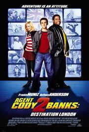2004 - Agent Cody Banks 2 - Destination London Movie Poster