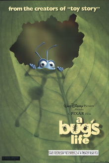 A Bugs Life (1998) Poster