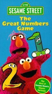 The Great Numbers Game VHS
