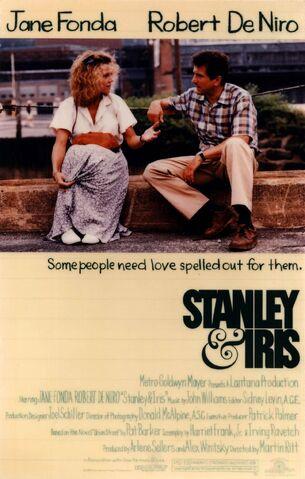 File:1990 - Stanley & Iris Movie Poster.jpg