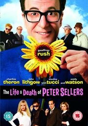 The life and death of peter sellers uk vhs