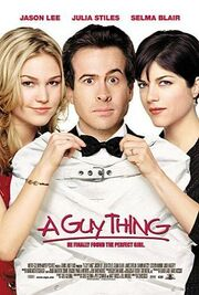 2003 - A Guy Thing Movie Poster