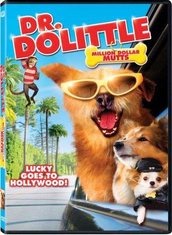 File:2009 - Dr. Dolittle - Million Dollar Mutts DVD Cover.jpg