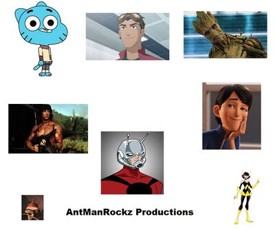 AntManRockz Productions