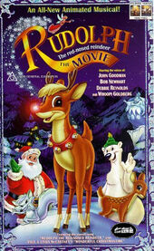 Rudolph the red nosed reindeer australian vhs